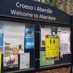 Our Aberdare business improvement district BID footfall customers projects INFORMATION COMMUNICATION MARKETING PROMOTION