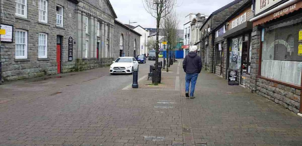 Our Aberdare business improvement district BID footfall customers projects MARKET STREET INCREASE FOOTFALL SHOP FRONT GRANT
