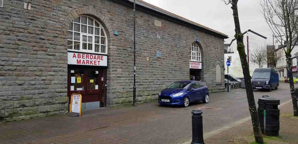 Our Aberdare business improvement district BID footfall customers projects TRAFFIC ISSUES FREE PARKING MARKET STREET NO PARKING ZONE
