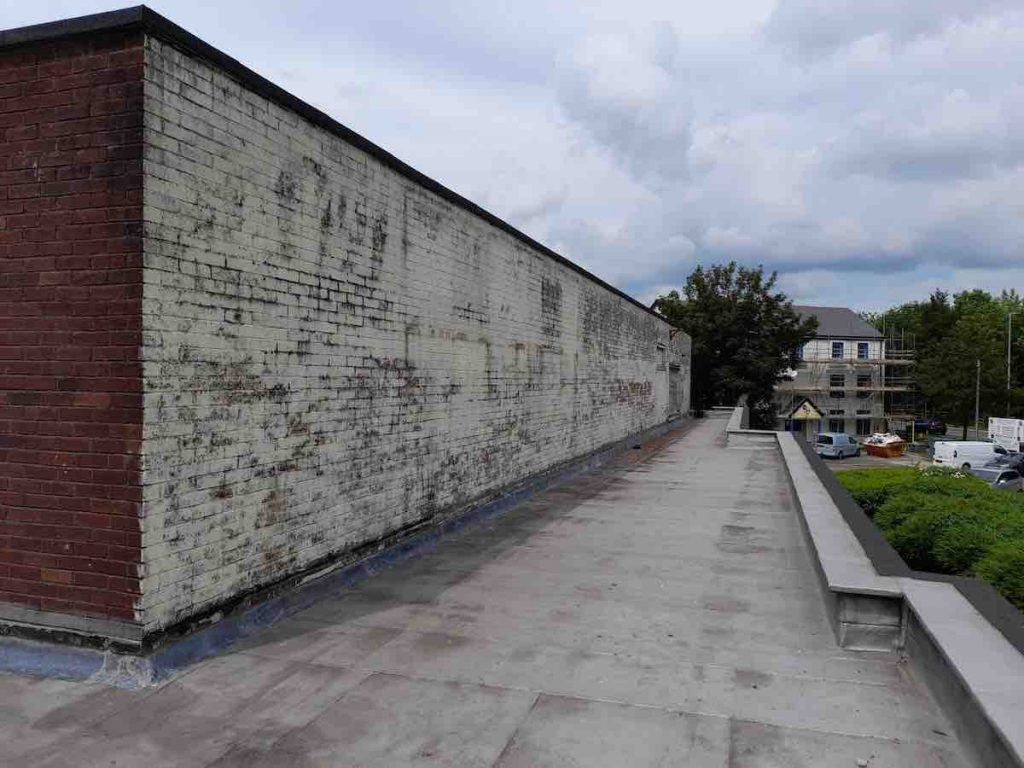 our-aberdare-business-improvement-district-bid-footfall-shop-local-kerb-appeal-wall-mural-game-box-roof-top.